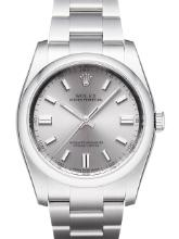 Rolex Oyster Perpetual 36 silber