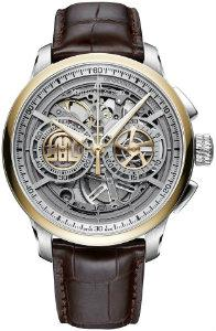 Maurice Lacroix Masterpiece Chronograph Skeleton Herrenuhr