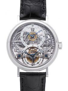 Breguet Grandes Complications Herrenuhr Tourbillon Platin