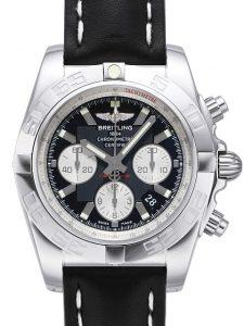 Breitling Chronomat 44 in Stahl poliert