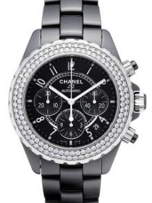 Chanel J12 Chronograph Kleine Sekunde