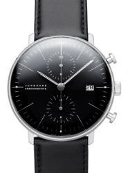Junghans Max Bill Chronoscope Chronograph Datum Zentralsekunde Automatik Herrenuhr