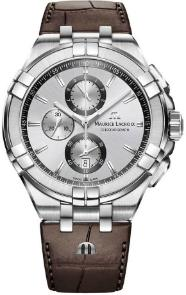 Maurice Lacroix Aikon Quarz Chronograph AI1018-SS001-130-1