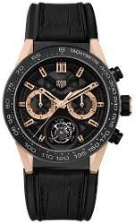 Tag Heuer Carrera Calibre HEUER 02 T Automatik Chronograph 45 mm CAR5A5YFC6377