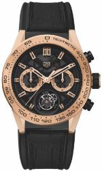 Tag Heuer Carrera Calibre HEUER 02 T Automatik Chronograph 45 mm CAR5A5ZFC6377