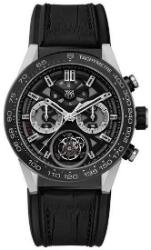 Tag Heuer Carrera Calibre HEUER 02 T Automatik Chronograph 45 mm CAR5A8YFC6377