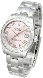 rolex-datejust-31-oyster-perpetual-datejust-31-mm-chronometer-18k-weissgold-und-edelstahl-luenette-mit-24-diamanten-saphirglas-oyster-band-oysterclasp-schliesse