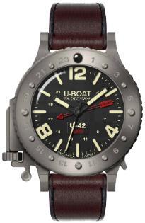 u-boat-u-42-gmt-50-limited-edition-titan-automatik