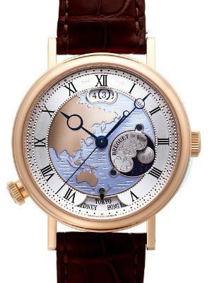 Breguet Classique GMT Zweite Zeitzone