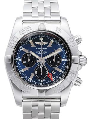Breitling Chronomat GMT Zweite Zeitzone