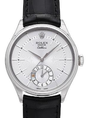 Rolex Cellini Dual Time GMT Zweite Zeitzone