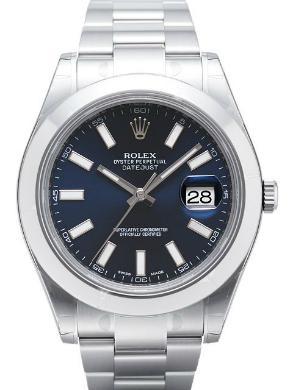 Rolex Datejust II Referenznummer 116300-3