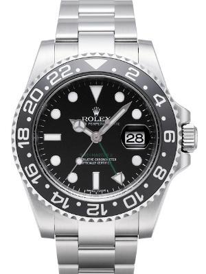 Rolex GMT-Master II GMT Zweite Zeitzone