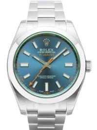 rolex-oyster-perpetual-milgauss-116400-gv-blue