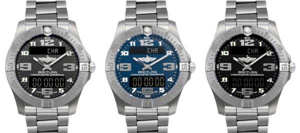 Breitling Aerospace Evo Kollektion