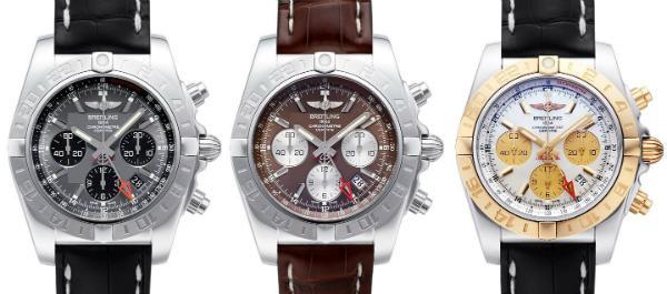 Breitling Chronomat 44 GMT Kollektion