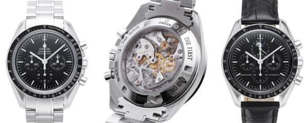 Omega Speedmaster Professional Moonwatch Kollektion