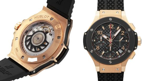 Hublot Big Bang 41 mm Automatic Kautschukarmband