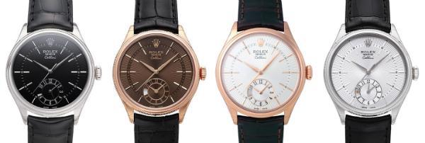 Rolex Cellini Dual Time Kollektion