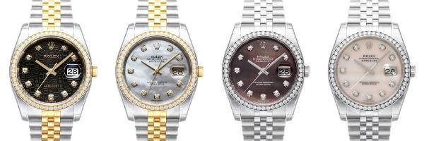 Rolex Oyster Perpetual Datejust 36 Kollektion