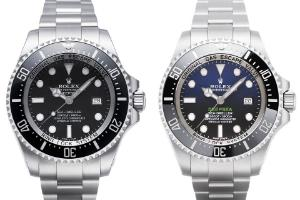 Rolex Sea-Dweller Deepsea Kollektion