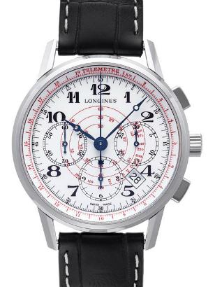 Longines Heritage Collection Telemeter Chronograph Version L2-780-4-18-2