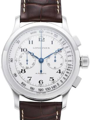 Longines Heritage Lindbergh Hour Angle Watch Version L2-730-4-11-0