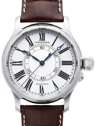 Longines Heritage Weems Second-Setting Version L2-713-4-11-0