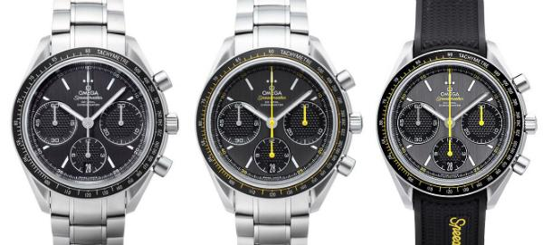 Omega Speedmaster Racing Kollektion