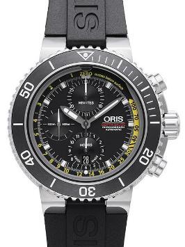 Oris Aquis Depth Gauge Version 01 774 7708 4154-Set RS
