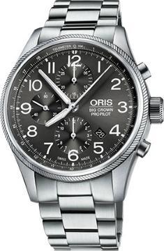 Oris Big Crown ProPilot Chronograph Version 01 774 7699 4063-07 8 22 19