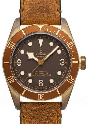 Tudor Heritage Black Bay Bronze Version 79250BM