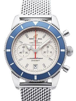 Breitling Superocean Heritage Chronograph 44 in der Version A2337016G753154A in Edelstahl