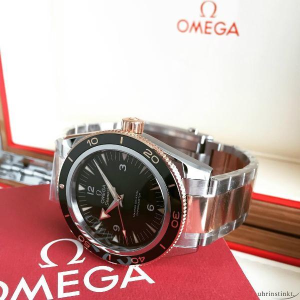 Omega Seamaster Two Tone