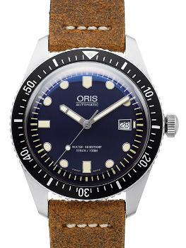 Oris Divers Sixty-Five in der Version 01 733 7720 4055-07 5 21 02