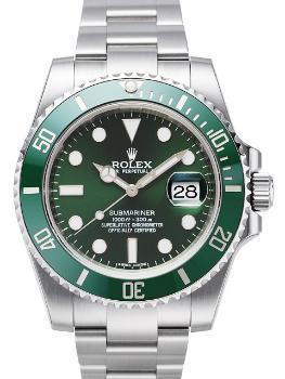 Rolex Submariner Date Version 116610LV