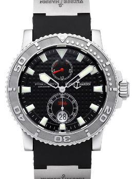 Ulysse Nardin Maxi Marine Diver Chronometer in der Version 263-33-3-92