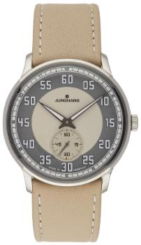 Junghans Meister Driver Handaufzug in der Version 027-360800