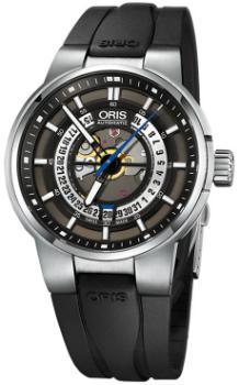 Oris Williams Engine Date Herrenuhr in der Version 01 733 7740 4154-07 4 24 54FC