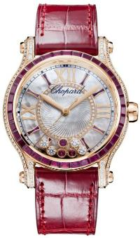 Chopard Happy Sport Round 36mm Automatik in der Version 274891-5004