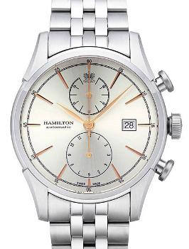 Hamilton Timeless Classic Spirit of Liberty Chronograph Version H32416181 Swiss Made Automatikwerk H-21