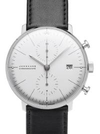Junghans Max Bill Chronoscope in der Version 027-4600-00