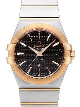 Omega Constellation Chronometer 35mm Damenuhr