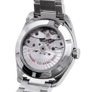 Omega Seamaster Aqua Terra Midsize Chronometer mit exklusiven Genfer-Streifen-Arabesken