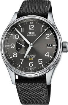 Oris Big Crown ProPilot GMT kleine Sekunde Small Second Version 01 748 7710 4063-07 5 22 15FC