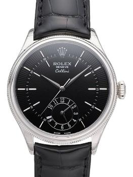 Rolex Cellini Dual Time Swiss Made