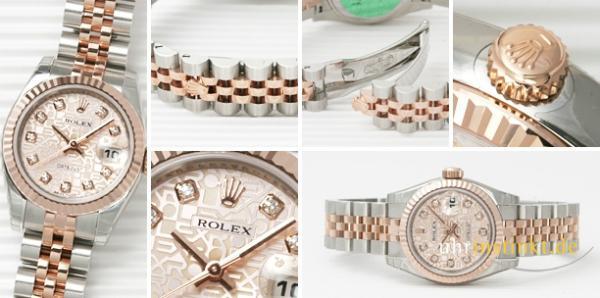 Rolex Lady-Datejust 26mm Damenuhr