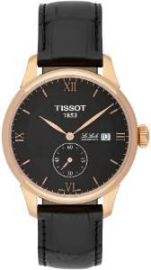Tissot T-Classic Le Locle Petite Seconde Gehaeuse Rose beschichtet vergoldet