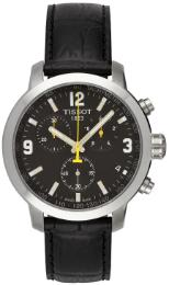 Tissot T-Sport PRC 200 Quarz Chronograph Schwarz
