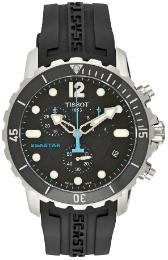 Tissot T-Sport Seastar 1000 Chronograph schwarz